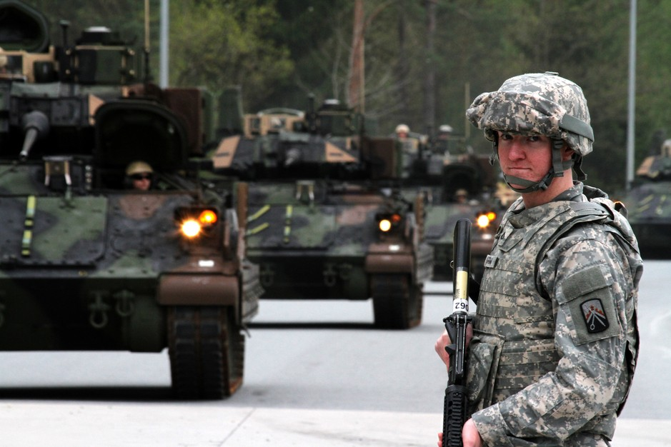 © Foto: 7th Army Joint Multinational Training Command from Grafenwoehr, Germany [CC BY 2.0]